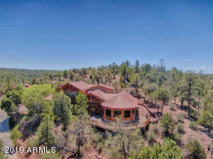 Property for sale at 5550 Paint Pony Trail, Show Low,  Arizona 85901
