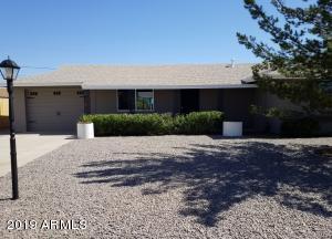 10522 W LA JOLLA Drive, Sun City, AZ 85351