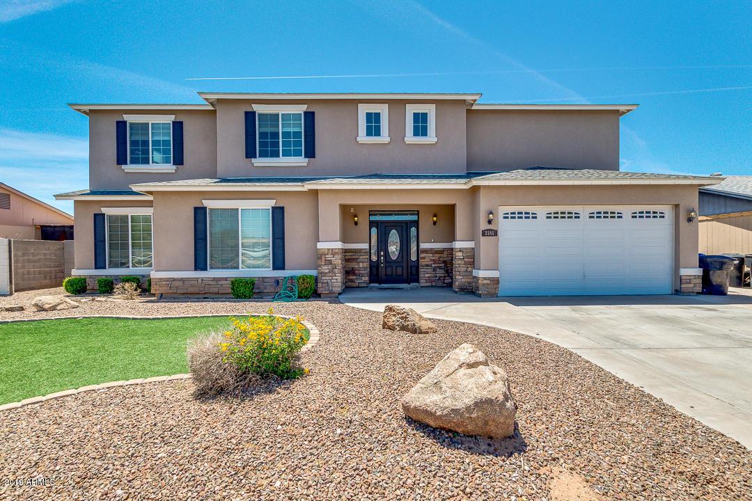 Photo of 2345 E HAMPTON Avenue, Mesa, AZ 85204