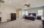 Master Bedroom is huge!!