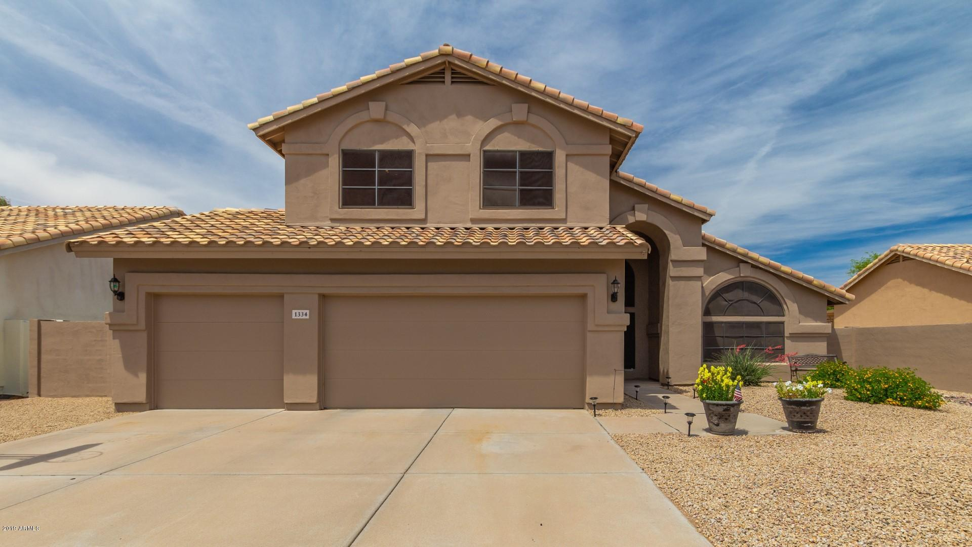 Photo of 1334 N LAVEEN Drive, Chandler, AZ 85226