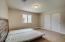 Large 2nd bedroom.