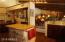 Bar Sink in kitchen Low maintenancce saltillo tile.