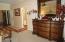 Master Bedroom has exquisite crown moulding.