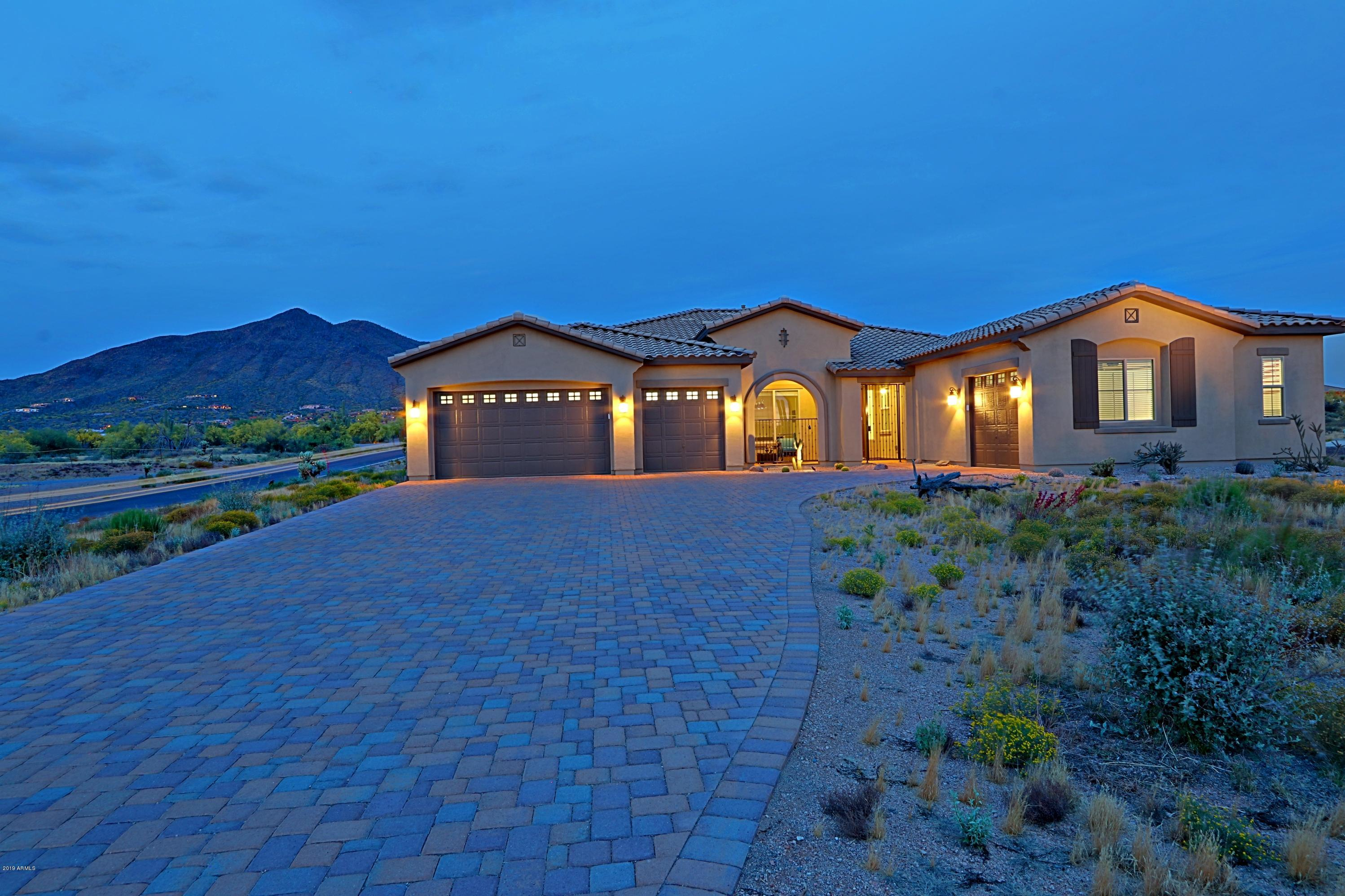 Photo of 5287 E ROLLING CREEK Drive, Cave Creek, AZ 85331