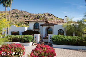 Property for sale at 5317 E Roadrunner Road, Paradise Valley,  Arizona 85253