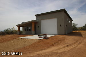 Photo is of a different Completed spec home.