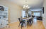 Flex space or formal dining room