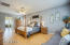 Master Suite is HUGE with space for a sitting room
