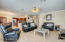 The ideal open-concept family room and kitchen area is perfect for relaxing and having fun!