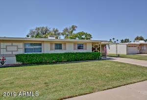 10815 W ABBOTT Avenue, Sun City, AZ 85351
