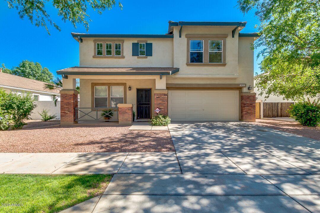 Photo of 3633 E WASHINGTON Avenue, Gilbert, AZ 85234