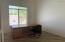 3 bedrooms PLUS the den/office. Large window overlooks the back yard.