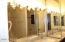 Luxurious Master Bath Vanity & Granite tops