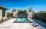 Therapeutic Pool and Zen garden
