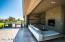 Outdoor kitchen /seating area