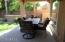 Covered Patio & Builtin BBQ