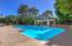 View of Pool and Gazeba