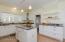 HUGE entertainers kitchen