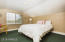 Large fourth bedroom