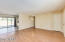 No carpet!!! Tile and wood laminate floors throughout. Neutral light fresh interior paint.