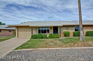 12719 W MAPLEWOOD Drive, Sun City West, AZ 85375