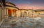 Huge front courtyard with massive fountain!