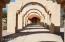 Arches in common area