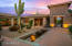 Front Courtyard with Amazing Water Feature
