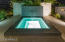 Therapeutic spa / outdoor shower
