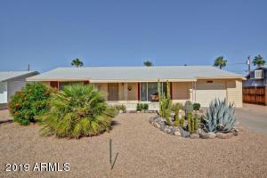 11837 N HILLCREST Drive, Sun City, AZ 85351