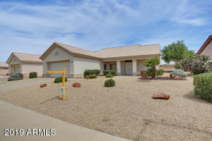 13836 W VIA TERCERO, Sun City West, AZ 85375