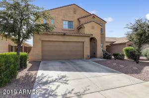 This 5 bedroom, 2.5 bath home has almost 2500 square feet, formal living & dining areas, family room, 1 bedroom downstairs w/half bath, kitchen island w/black appliances & pantry, and so much more.