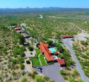 Property for sale at 56550 N Rancho Casitas Road, Wickenburg,  Arizona 85390