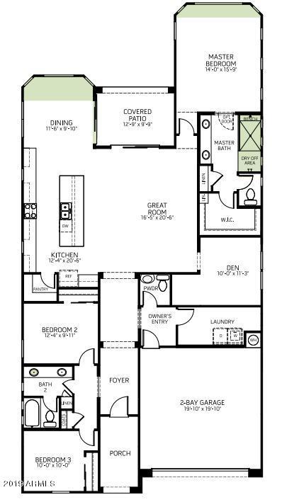 18399 W MERCER Lane, Surprise, AZ 85388 - Green Leaf Realty, LLC