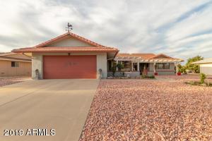 12450 W EVENINGSIDE Drive, Sun City West, AZ 85375