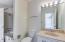 En-suite bath for Bedroom #4