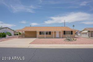 10816 N MADISON Drive, Sun City, AZ 85351