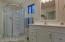 Bathroom for Guest Quarters at Garage