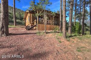 9608 W Fossil Creek Road, Strawberry, AZ 85544