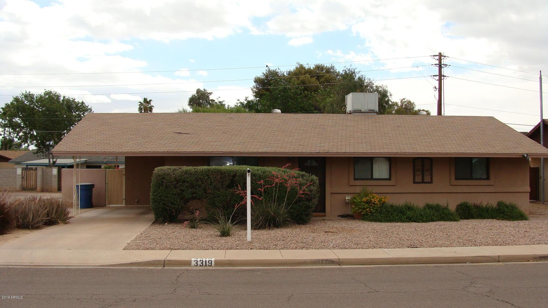 Photo of 3319 S SHAFER Drive, Tempe, AZ 85282