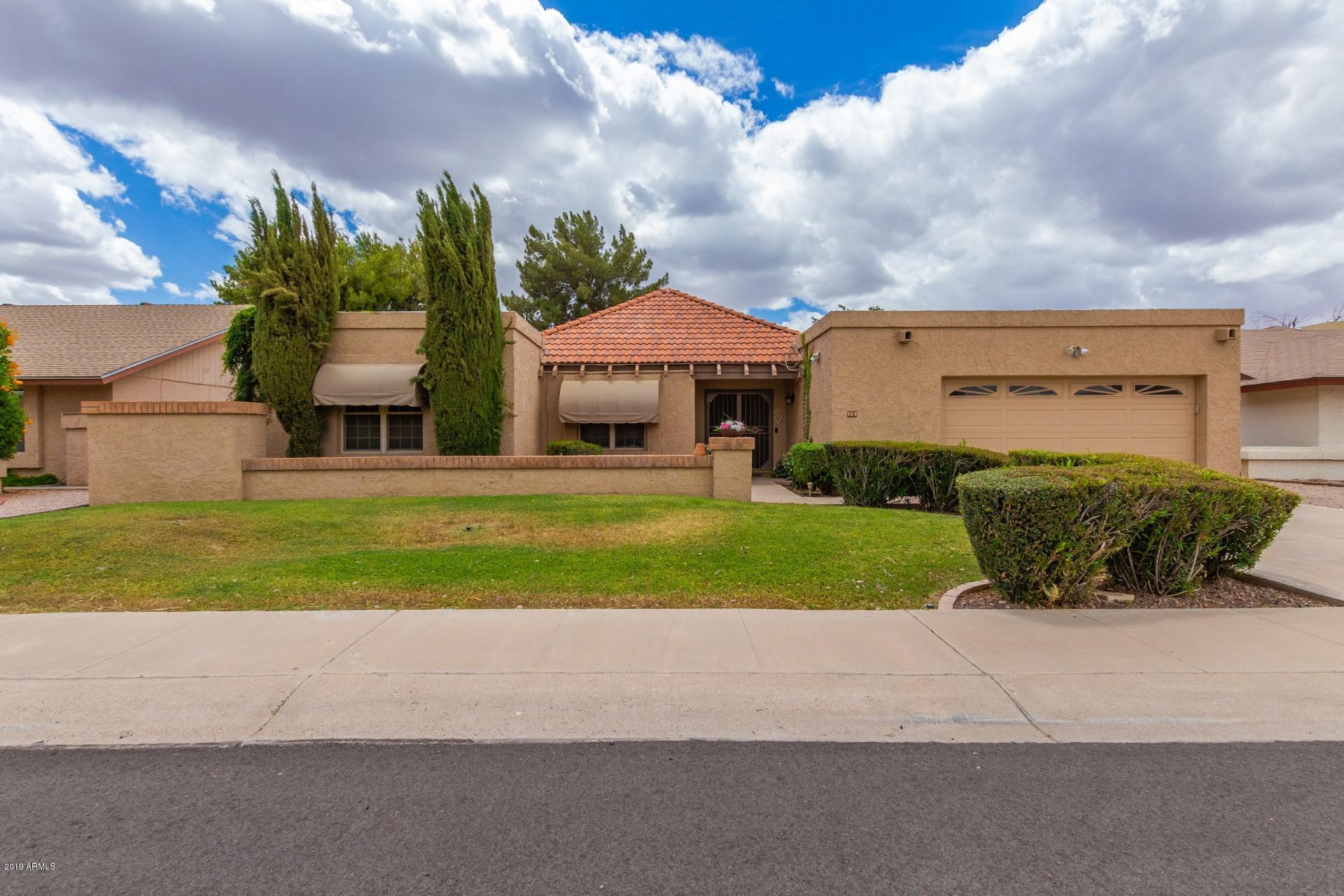 Photo of 609 W Crofton Street, Chandler, AZ 85225