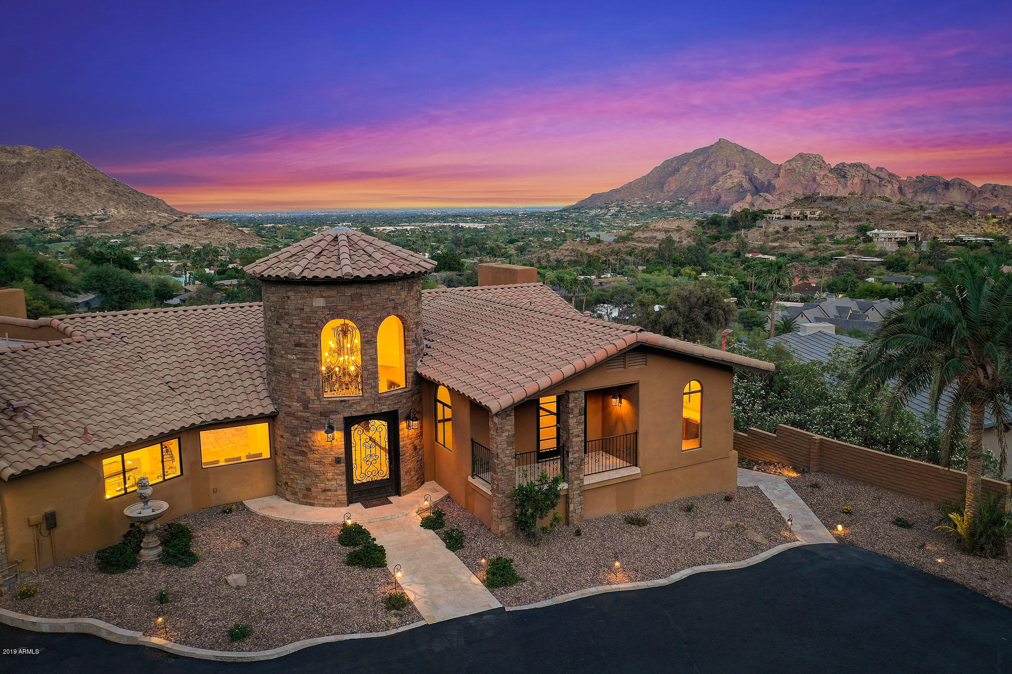 Photo of 7525 N CLEARWATER Parkway, Paradise Valley, AZ 85253