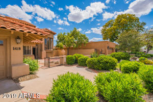 5419 E PIPING ROCK Road, Scottsdale, AZ 85254