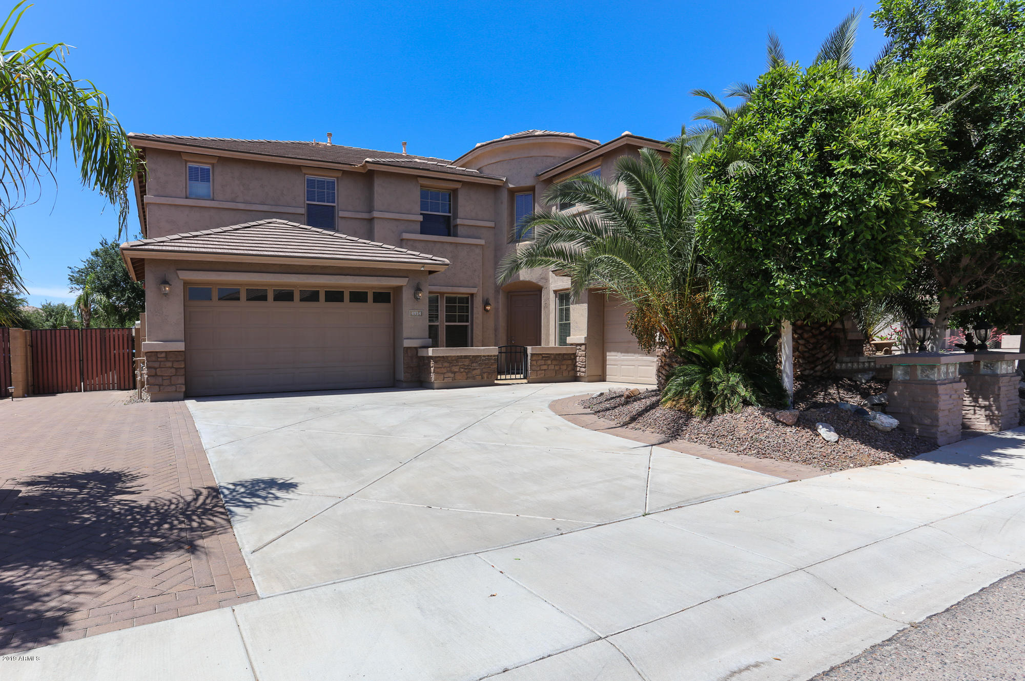 4934 W TETHER Trail, one of homes for sale in Stetson Valley