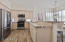 Kitchen - Stainless Steel Appliances, Gas Stove