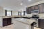 Stainless Steel Appliances with double oven.