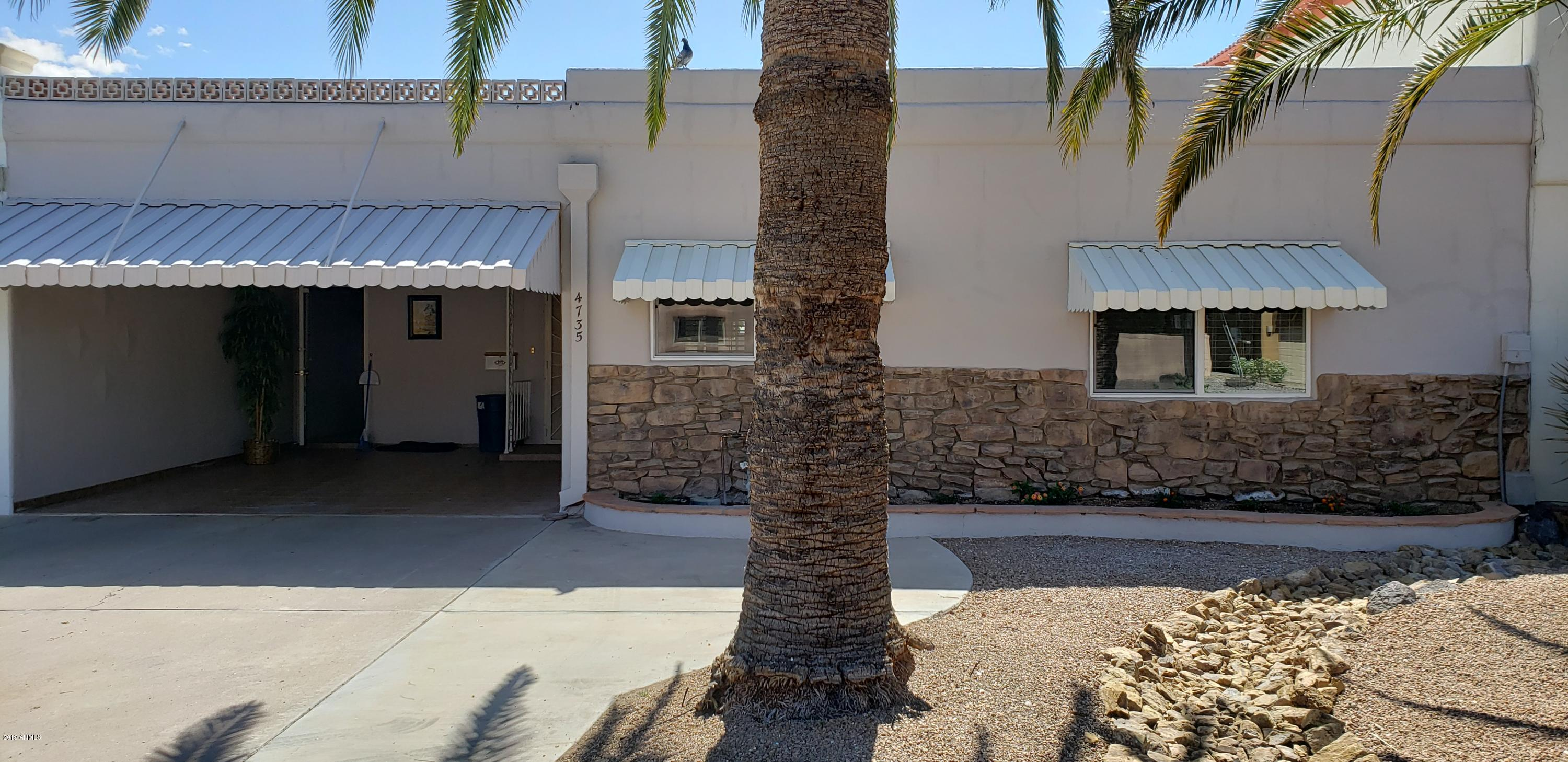 Photo of 4735 N MILLER Road, Scottsdale, AZ 85251
