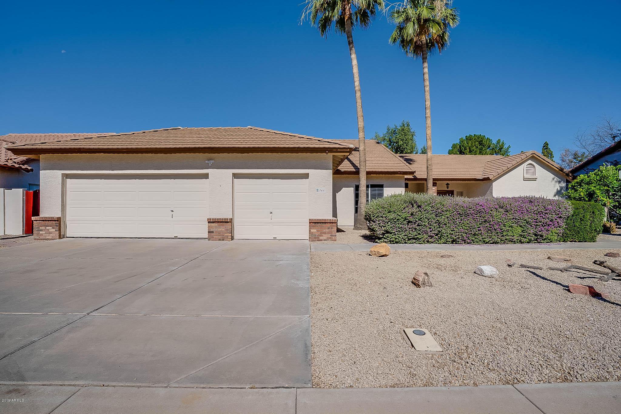 Photo of 846 N HUDSON Drive, Chandler, AZ 85225