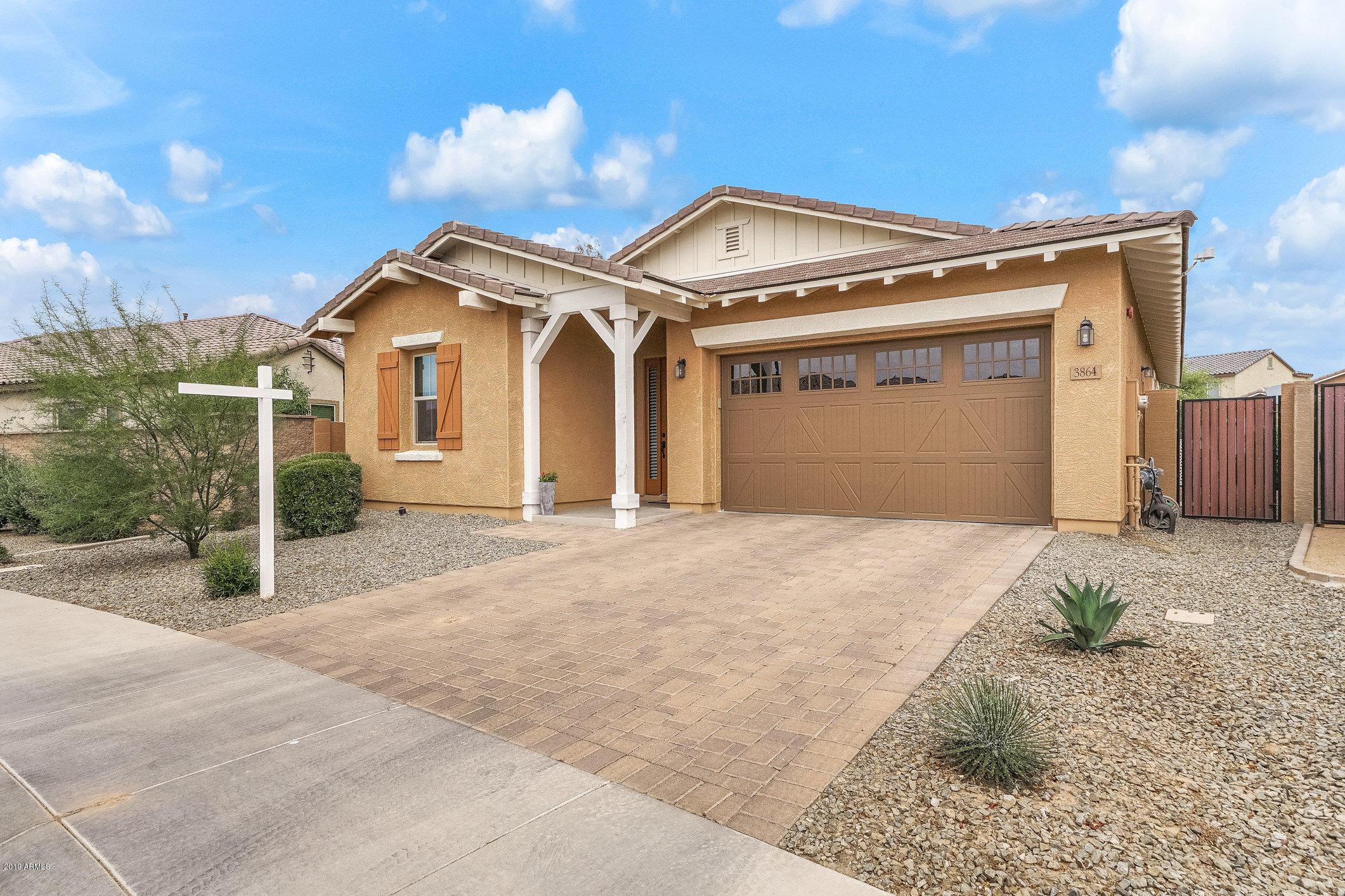 Photo of 3864 E FICUS Way, Gilbert, AZ 85298
